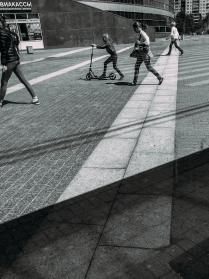 Городская жизнь