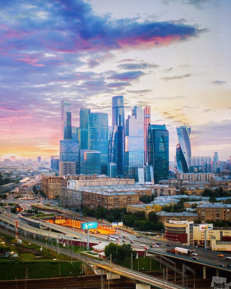 Стекляшки Москвы