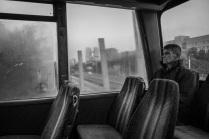Утренний автобус