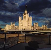 Башня на Котельнической набережной, Москва