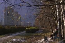 Осень Битцевского леса