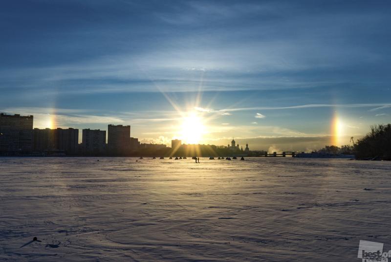 Москва в -24