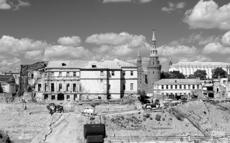 Москва, 21 век