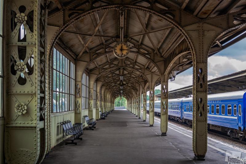 Ажурный вокзал