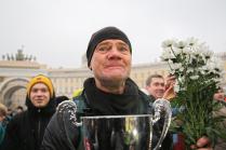 Путешественник Сергей Лукьянов.
