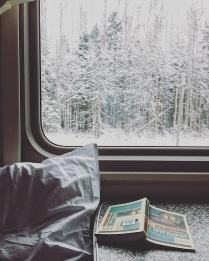 Русская зима. Сказка для одного.