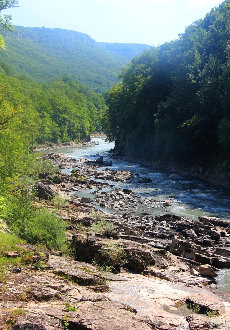 Красота реки Белая