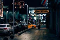 Краски ночной Москвы