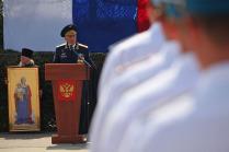 Праздник Военно-космических сил в военском гарнизоне 1
