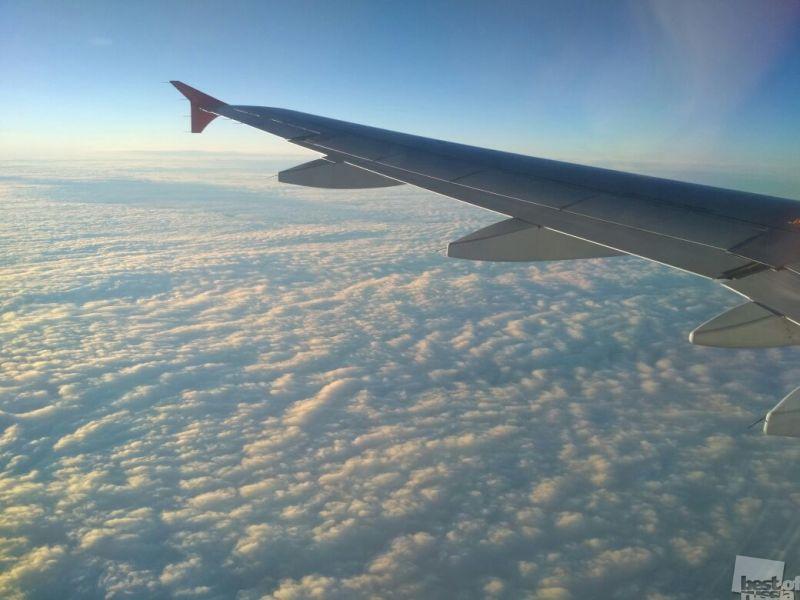 Обнимая небо