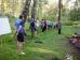 Тренировка в лесу