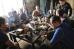 Чайная церемония в рабочий полдень