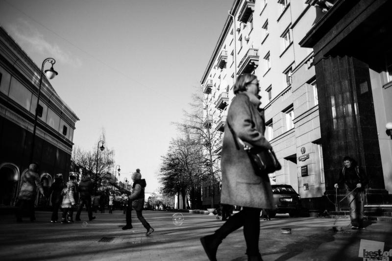 Движение улицы