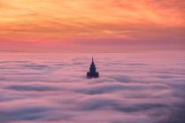 Жилой небоскреб Триумф-Палас на Соколе
