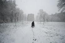 Весна в Сибири