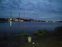 Тихое рыбное место