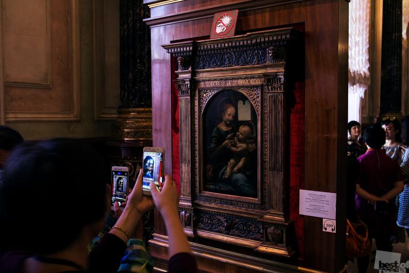 Искусство сквозь смартфон