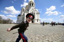 Самую большую пасху изготовили в Ростовской области
