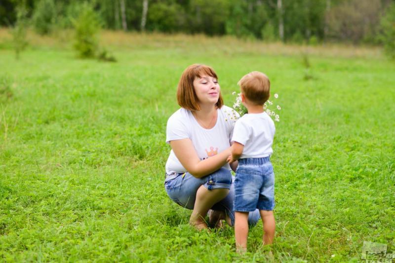 Ромашки жля любимой мамы