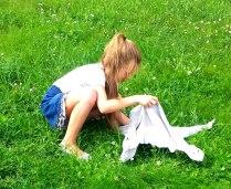 Детство.Лето.Бабочки.
