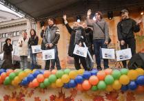 Победители фотоконкурса в честь 110-летия трамвая