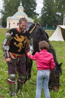 Очарованный рыцарь