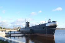 """Музей """"Подводная лодка Б-440"""""""