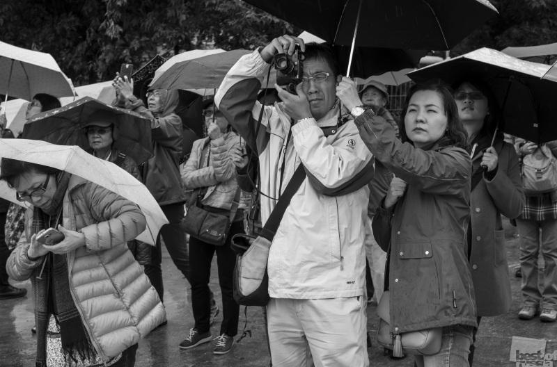 Китайцы в Москве.