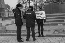 Опозиция против ФСИН.