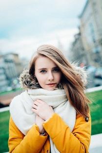 Портрет одной девочки