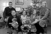 Семейные хроники. Новогоднее.