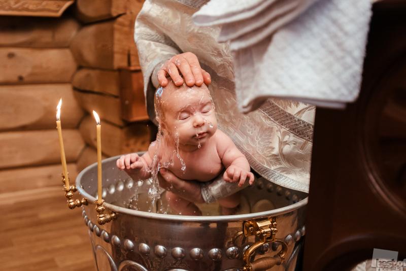 Крещение Всеволода