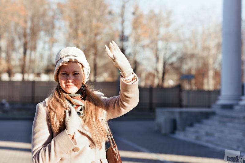 Солнце в Санкт-Петербурге