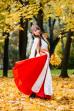Осень и Чувашская красавица Санкт-Петербурга-2017