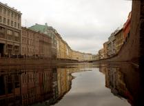 мой легкий мой воздушный Петербург