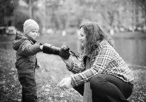Когда мама фотограф