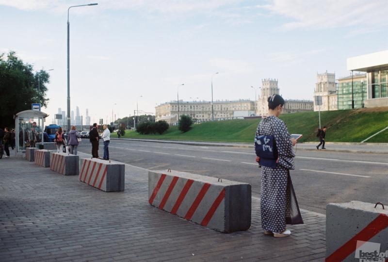 Московская гейша