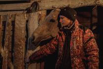 Она и её конь