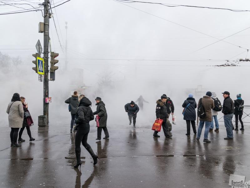 Туманный перекресток