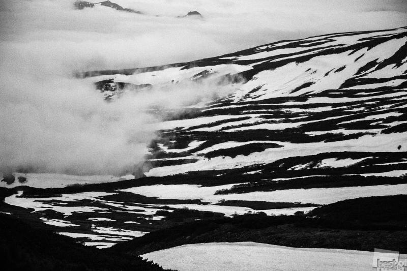 Долина Налычево - Камчатка
