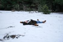 Пикник на льду