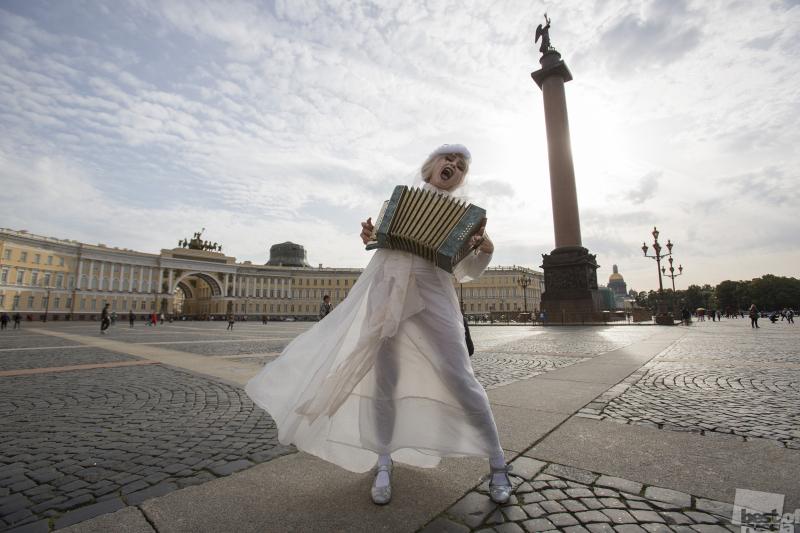 Артистка Наталья Фиссон