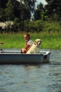 Двое в лодке не считая....