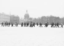 Культпоход на Зимний.