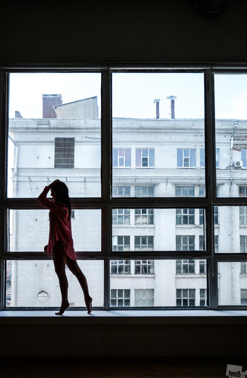 Геометрия московских окон