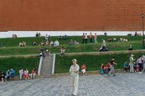 Будни Красной площади