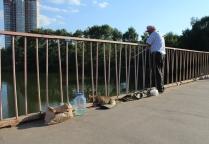 В ожидании рыбки.