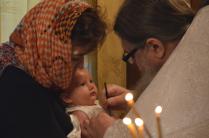 Крещение Таисии