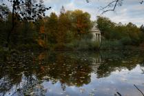 Ротонда на озере