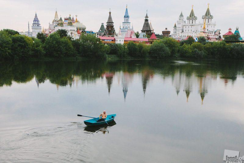 Ожившие сказки Пушкина